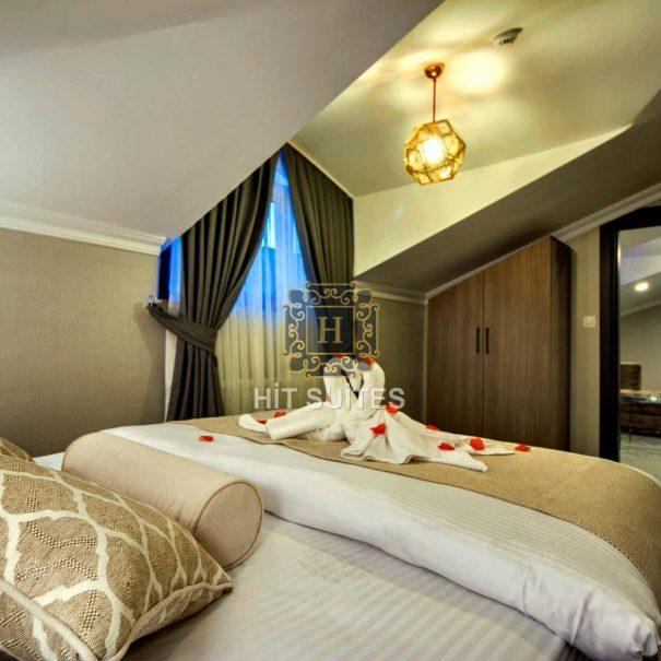 avcılar suit 2+1 daire yatak odası