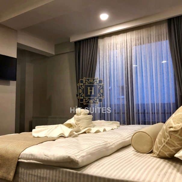 avcılar suit otel standart odalar