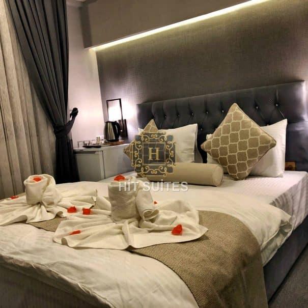 avcılar suit standart oda yatak