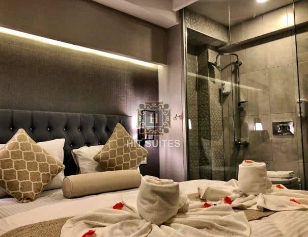 avcılar suit standart oda banyo